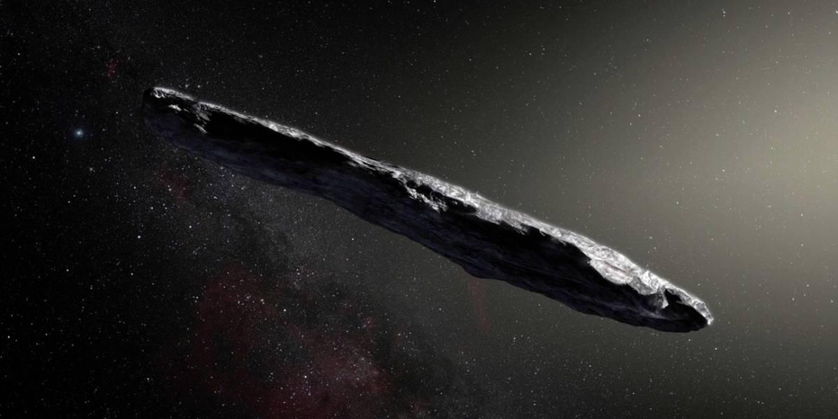 ¿Aliens, un cometa o un asteroide? Astrónomo eleva el misterio sobre Oumuamua y Chile será la clave para resolver el enigma