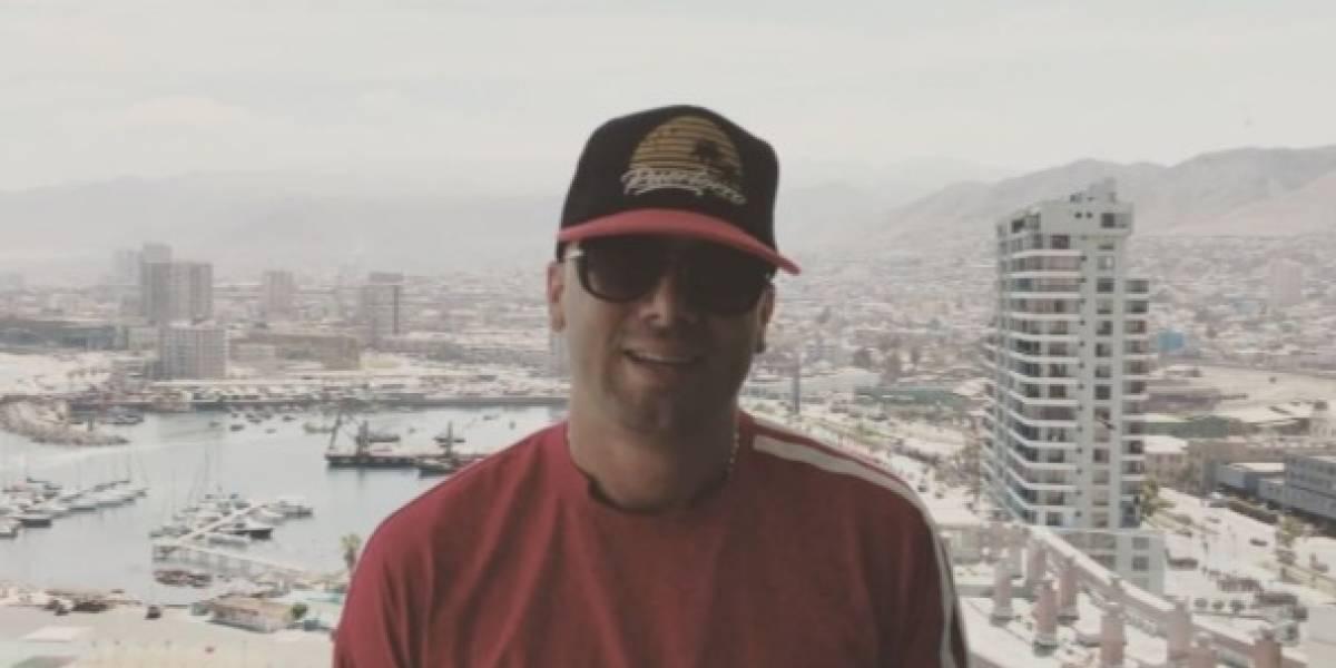 Wisin pidió disculpas a Francisco Saavedra tras polémico incidente en Antofagasta