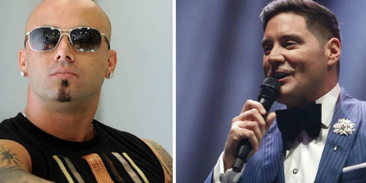 Wisin ofrece disculpas públicas a Francisco Saavedra tras agresiones verbales