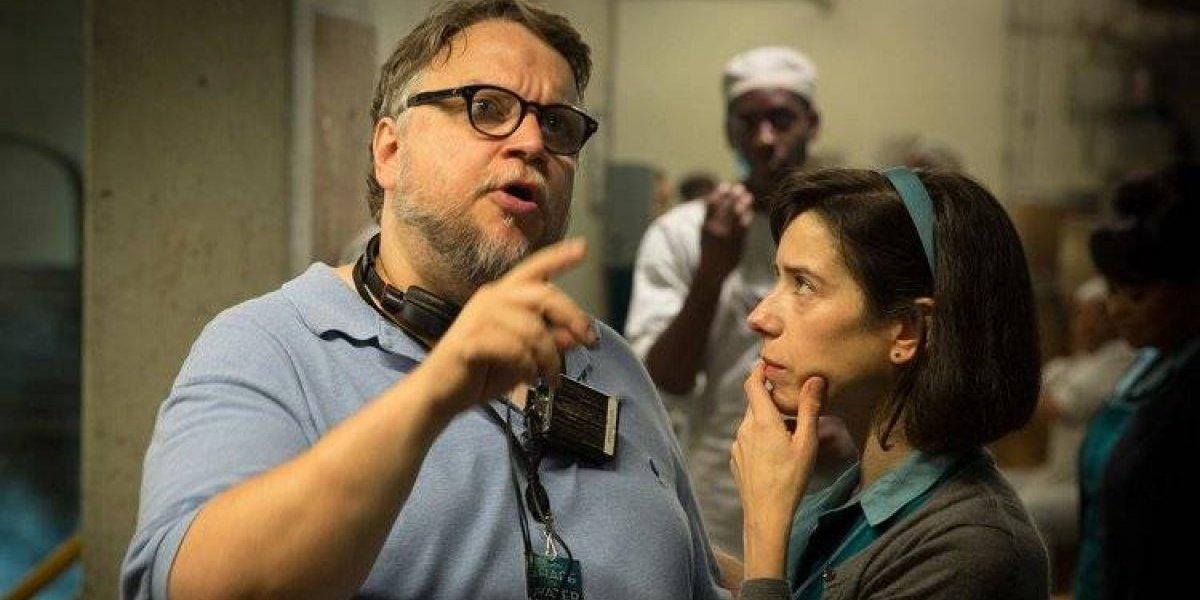 Guillermo del Toro revela as dores de cabeça de filmar 'A Forma da Água'
