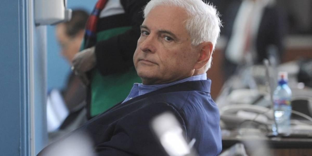 Conceden libertad bajo fianza a expresidente Martinelli