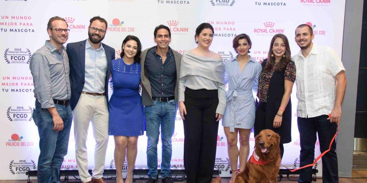 #TeVimosEn: Royal Canin proyecta cortometraje 'Un mundo mejor para tu mascota'