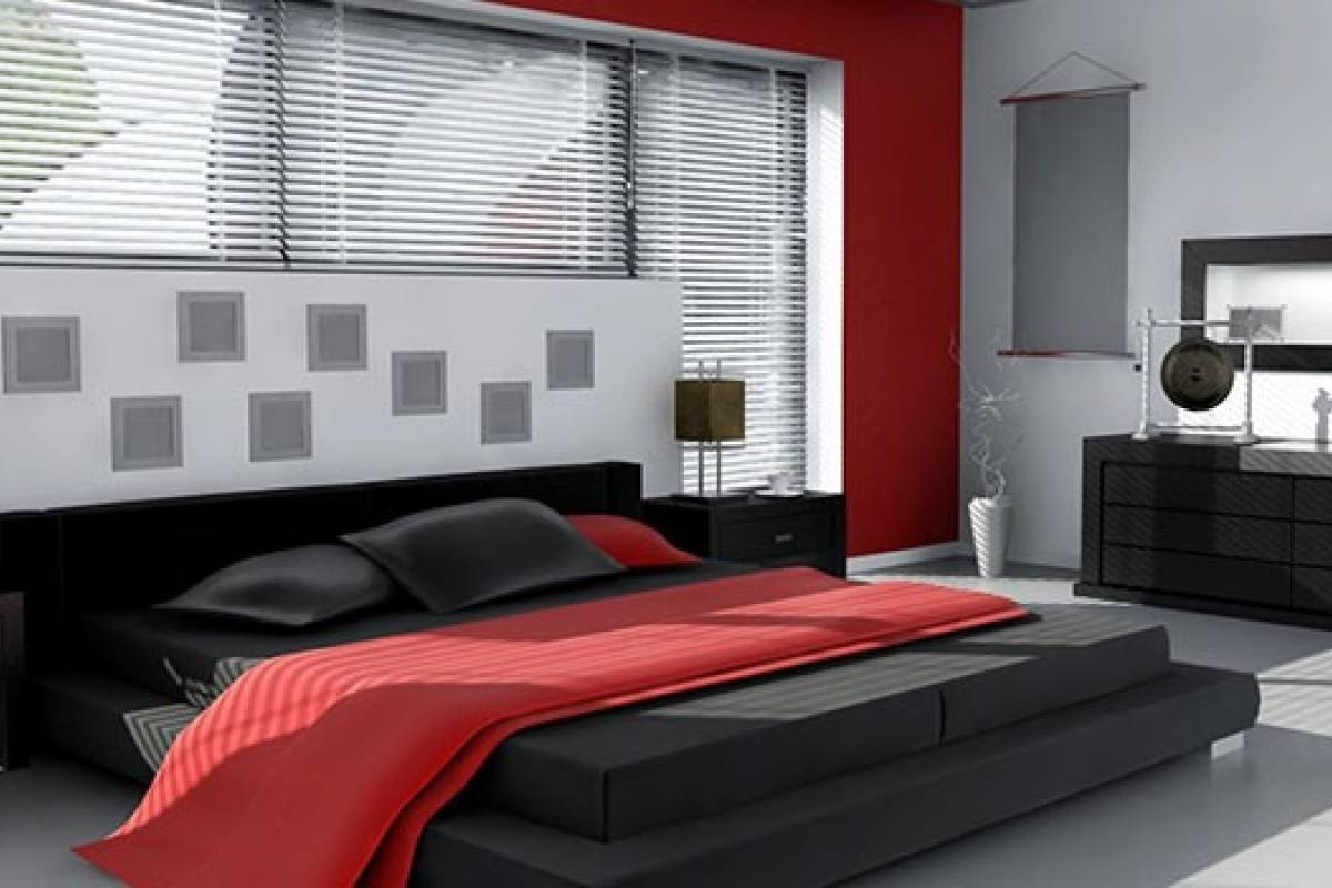 Los colores del placer para tu habitaci n belel nueva - Combinar colores habitacion ...