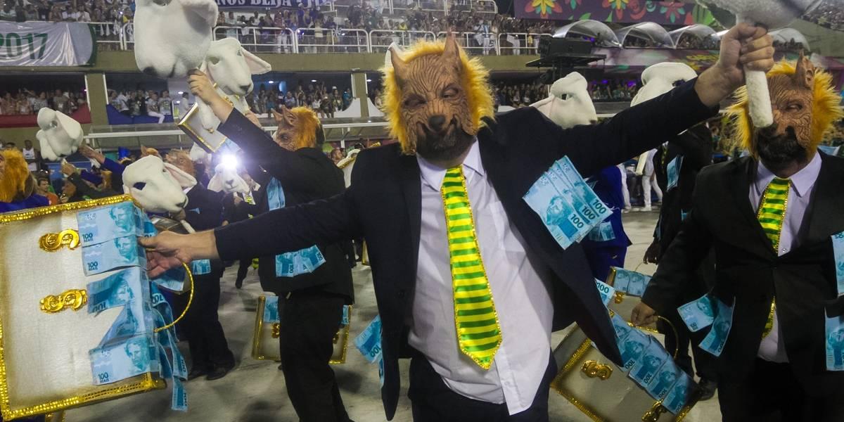 Beija-Flor é campeã do Grupo Especial do Carnaval do Rio