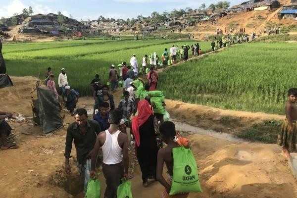 Oxfam África
