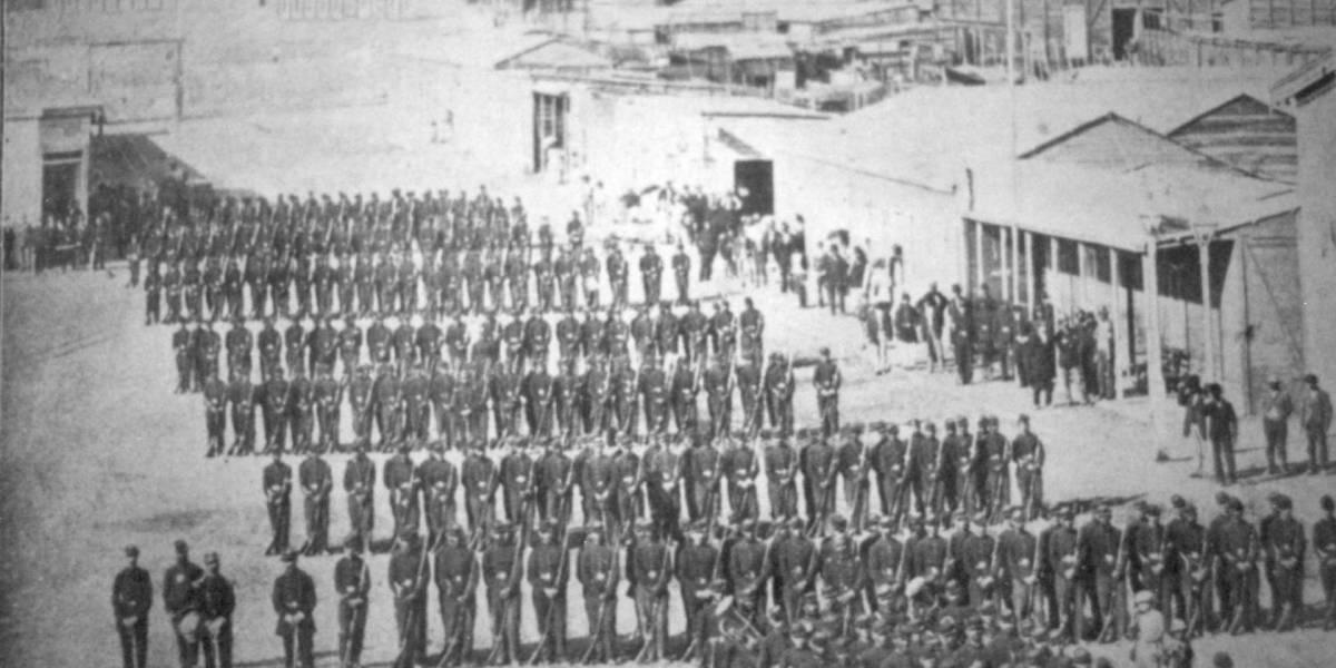La versión boliviana de la ocupación de Antofagasta por el Ejército de Chile en 1879