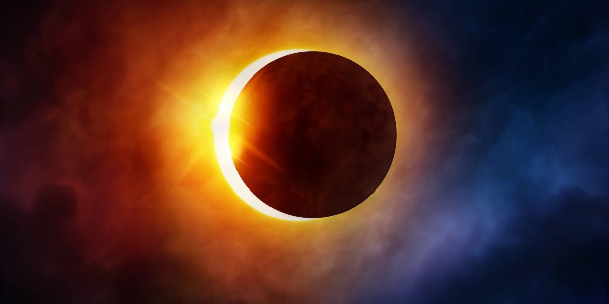 Eclipse solar do dia 15 poderá ser visto de 3 estados
