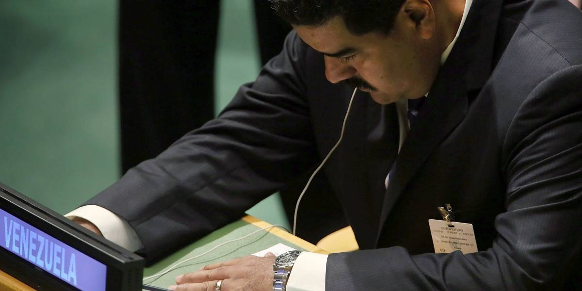 A Maduro nadie lo quiere: Venezuela, cada vez más aislado