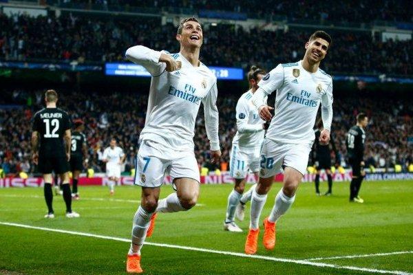 Cristiano Ronaldo demostró su jerarquía en Champions en el triunfo ante el PSG / Foto: Getty Images