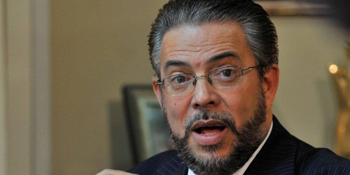 Guillermo Moreno llama mentiroso a Danilo Medina