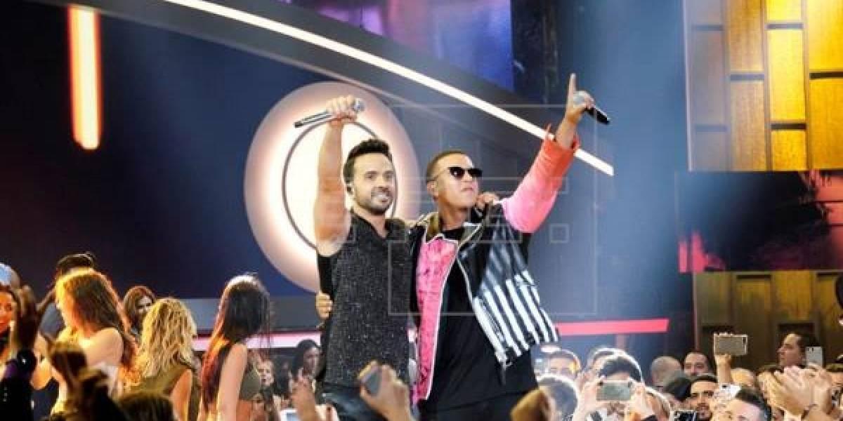 Despacito bate récord al liderar 42 semanas en Hot Latin Songs de Billboard