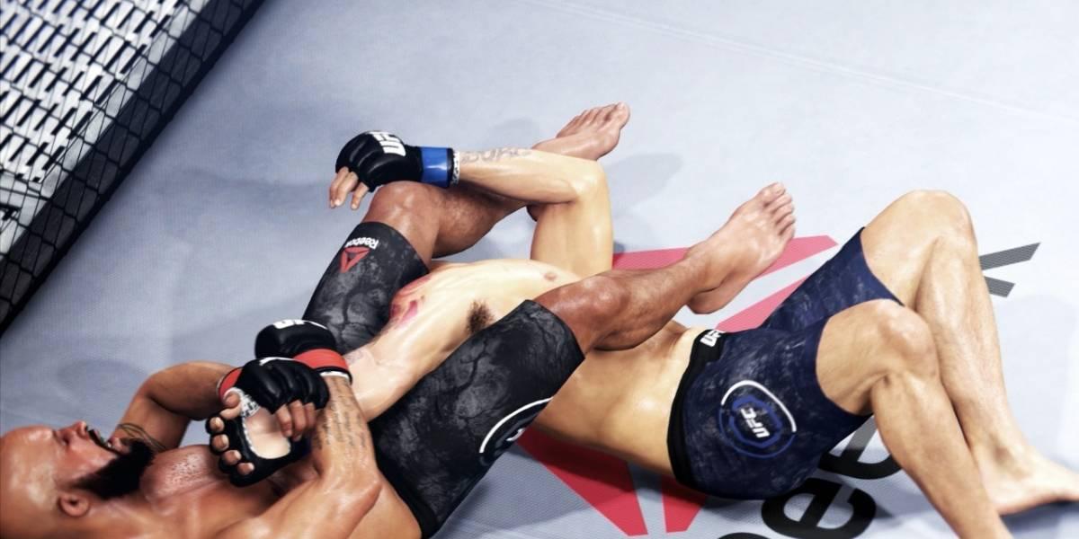 EA Sports lanzó el juego para PS4 de la UFC