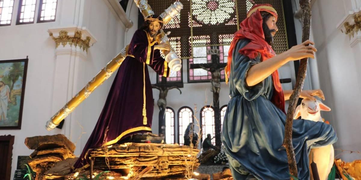 El Vía Crucis penitencial con la C.I. de Jesús de la Justicia saldrá el Miércoles de Ceniza