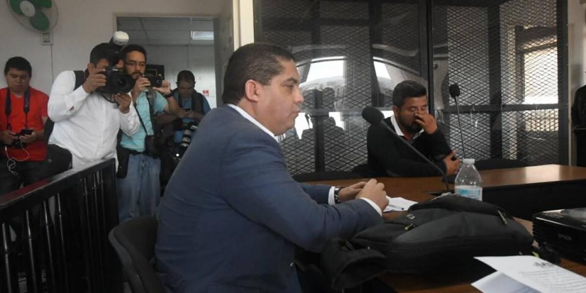 Reaparece el colaborador Juan Carlos Monzón en Tribunales