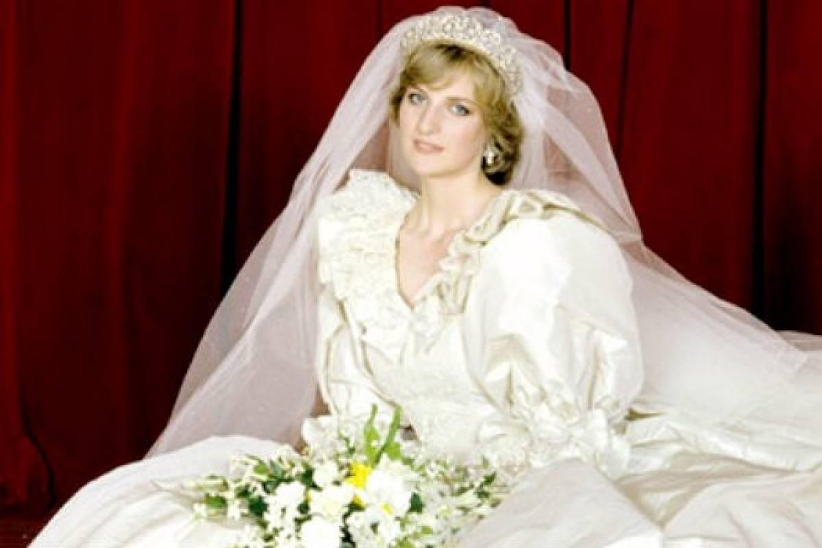 Increible: el vestido de Lady Di se hizo viral ¡Mira la razón!