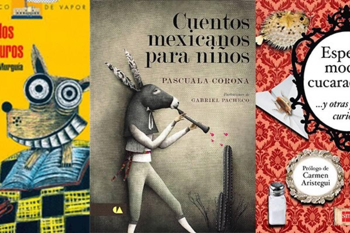 libros para ninos mexicanos