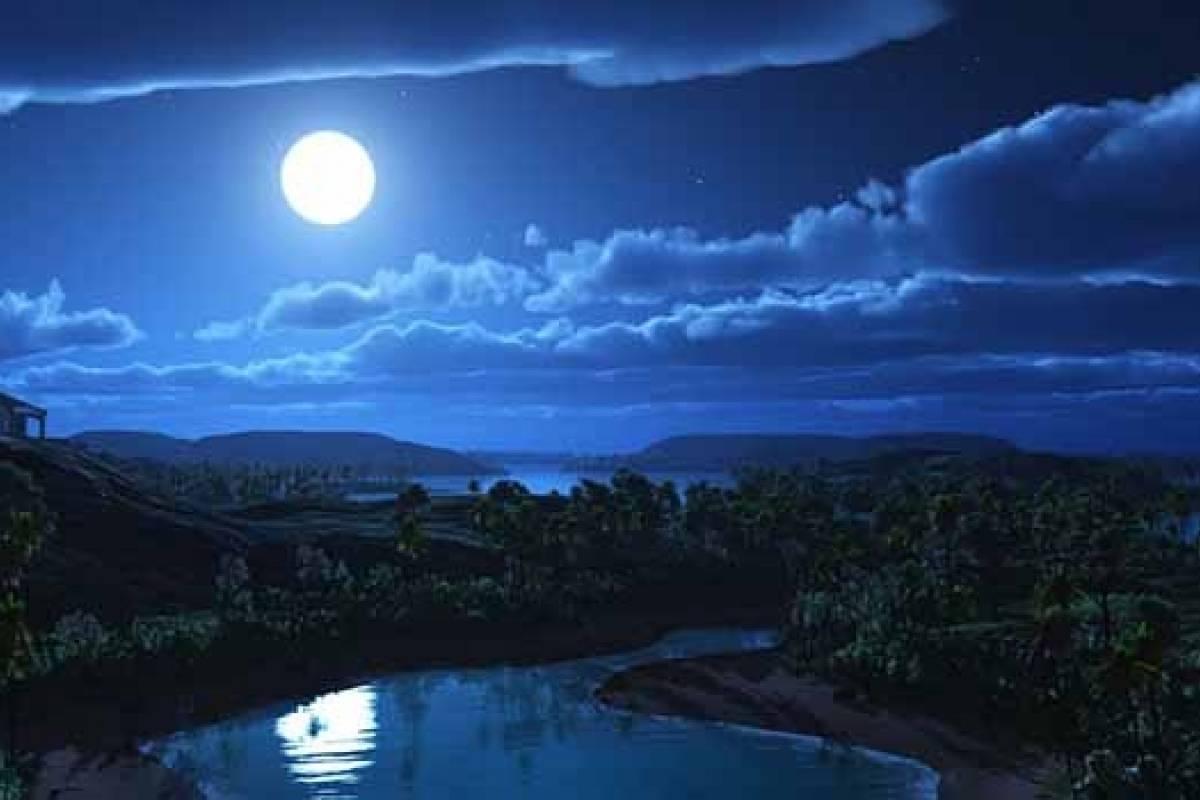 Influencia de la luna en el corte de cabello belel for Proxima luna creciente