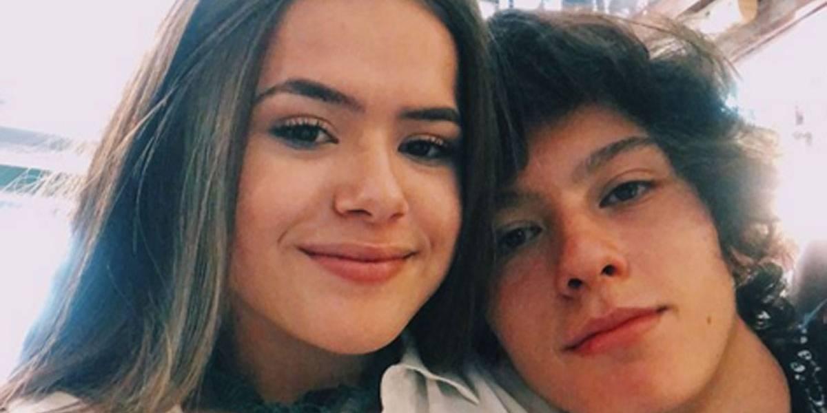 Maisa Silva apresenta o primeiro namorado no Instagram