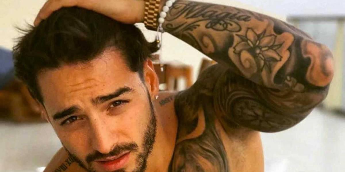 Maluma rinde homenaje a las mujeres con un nuevo tatuaje