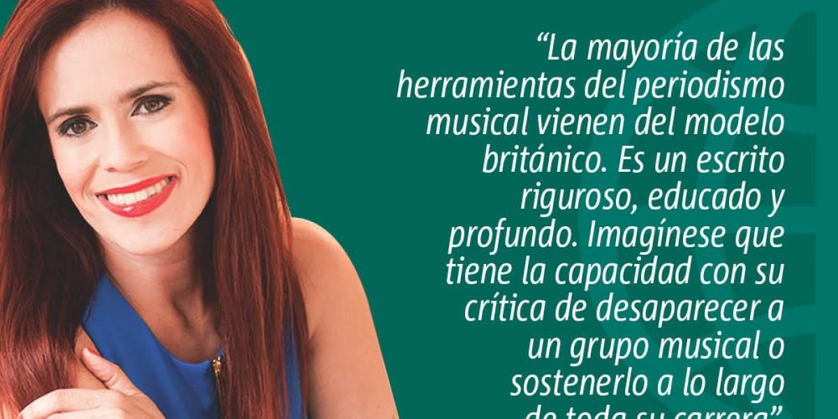 Periodismo musical