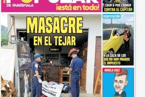masacre Chimaltenango 2017