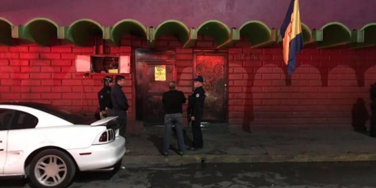 Procuraduría descarta ataque a bar Matehuala de Monterrey