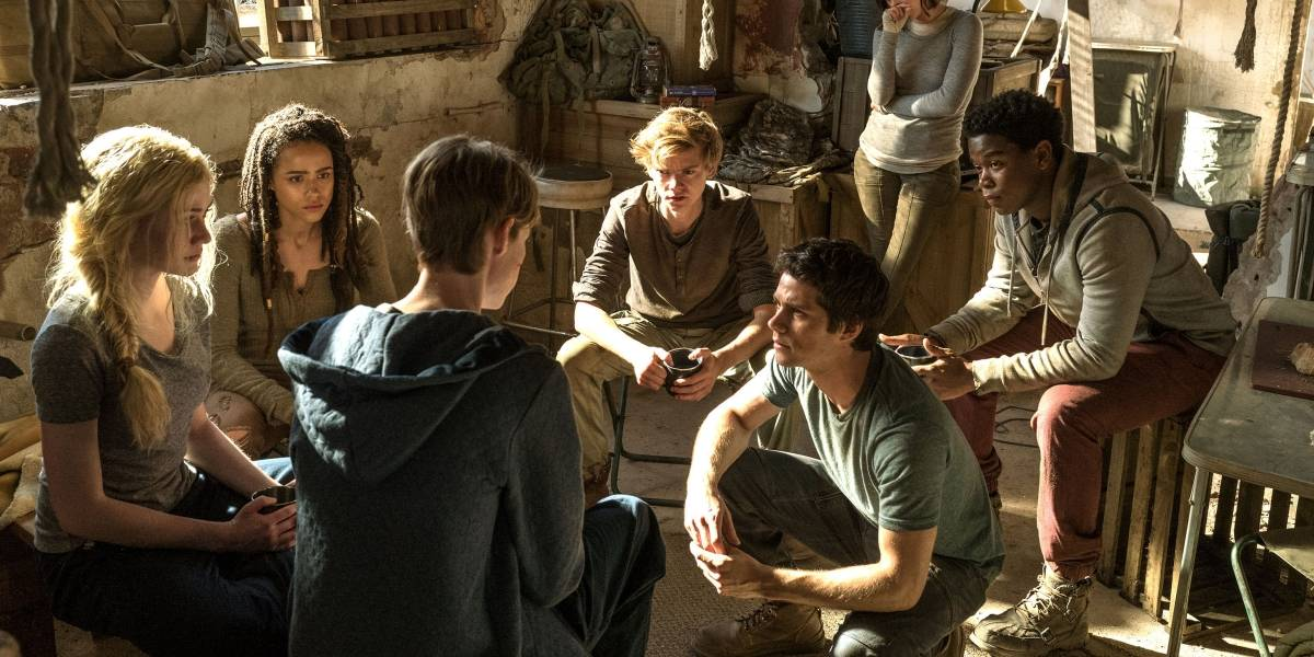 """Maze Runner"", 'The Death Cure' :resume EE.UU. bajo Donald Trump"