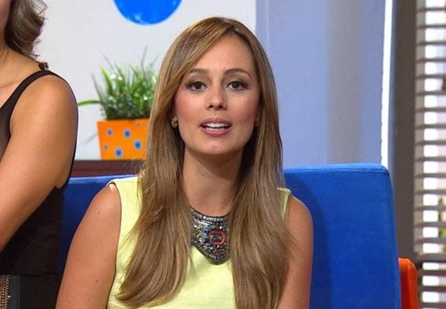 Milena López se integra al grupo de presentadoras de Canal 1