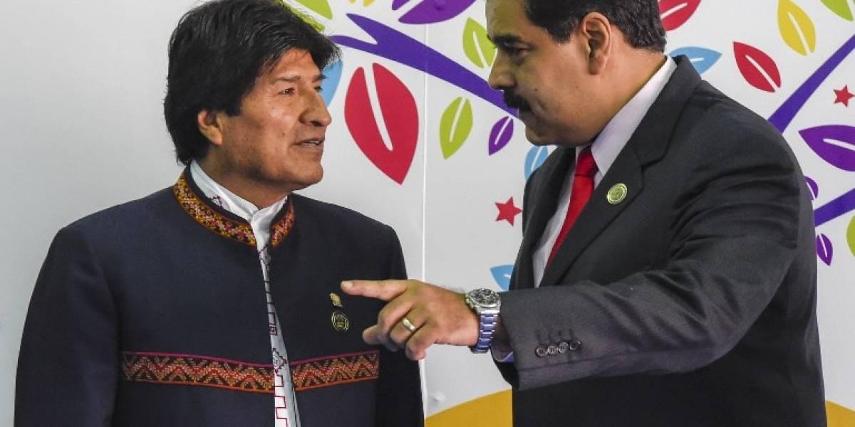 Morales: Trump ordenó retirar invitación a Maduro a Cumbre de las Américas