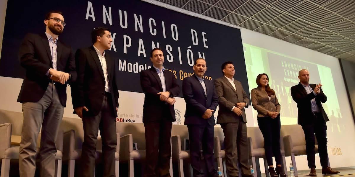 Grupo Modelo amplía centro de operaciones y negocios en Aguascalientes