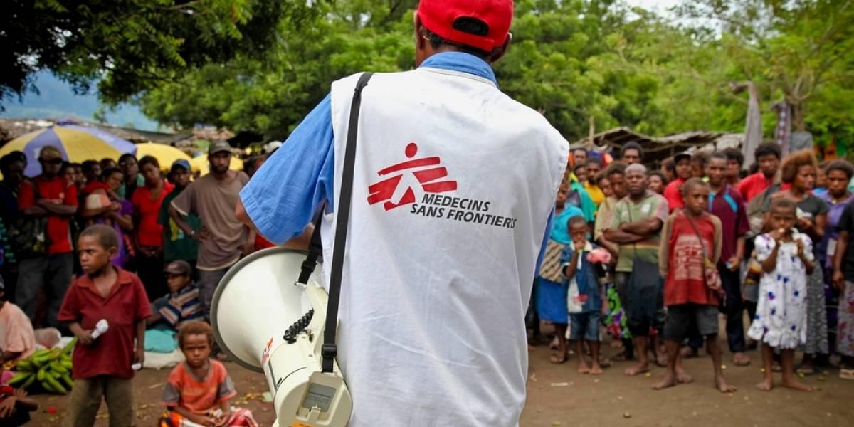 Médicos Sin Fronteras detectó 24 casos de acoso o abuso sexual al interior de la organización