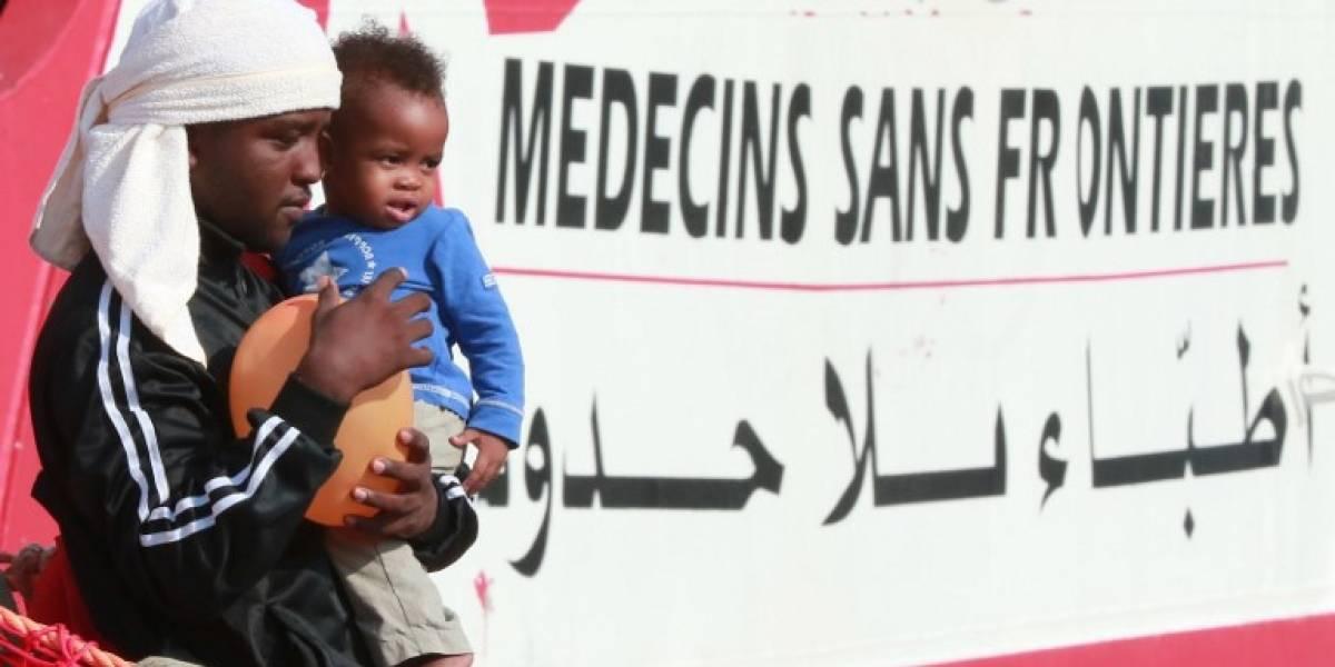 En medio del escándalo Oxfam, MSF revela casos de hostigamiento sexual
