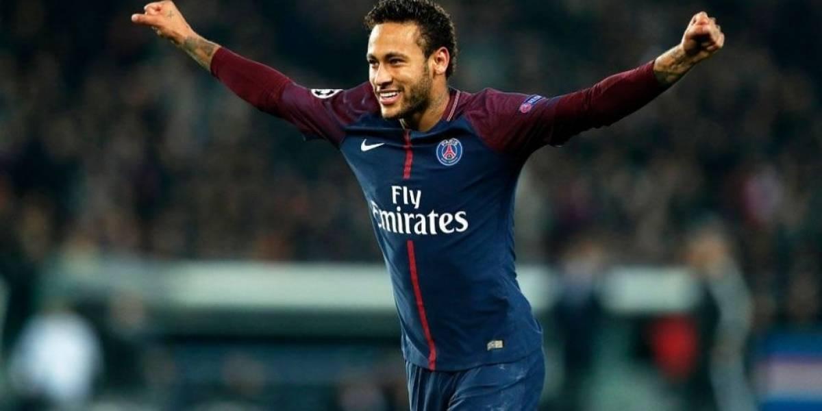 Neymar iría al Real Madrid en el 2019