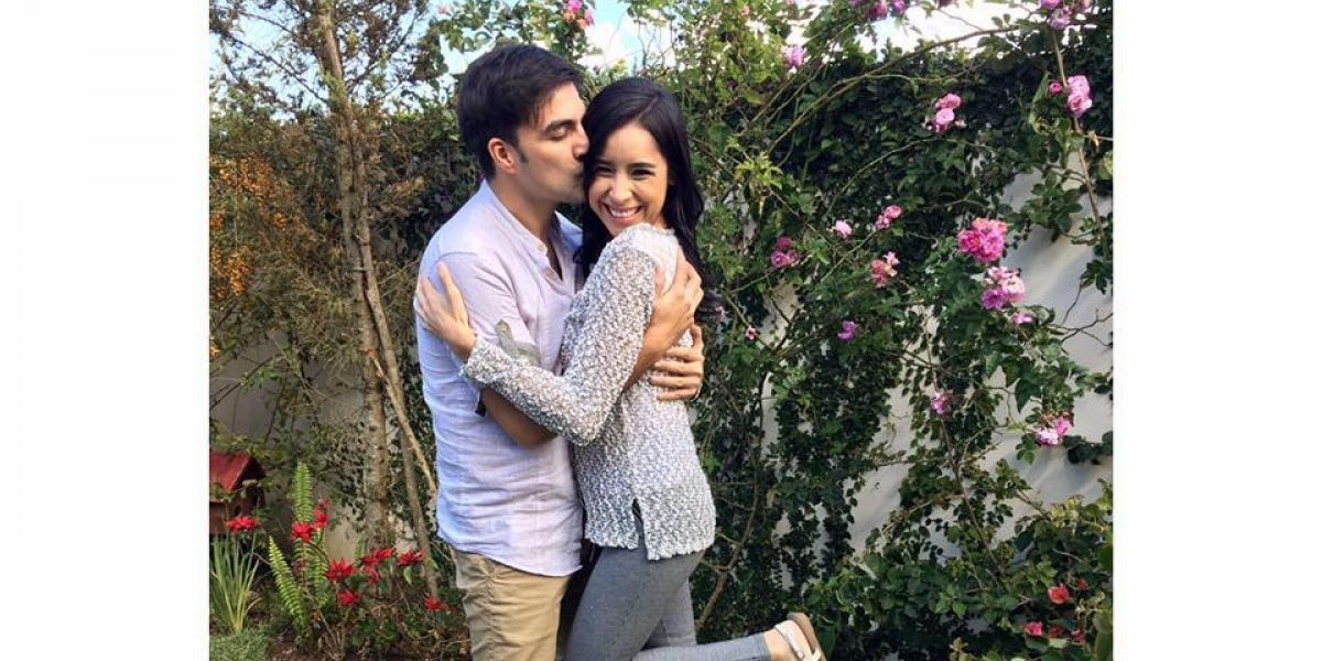 La broma que puso en apuros la relación amorosa de Pamela Paz
