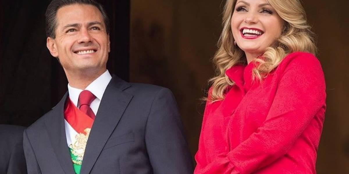 El romántico mensaje de Peña Nieto a su esposa por el Día de San Valentín