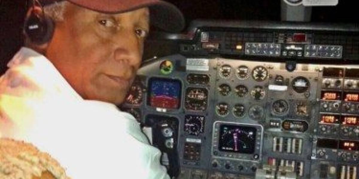 Muere piloto de avioneta de fumigación que cayó hoy en Bonao