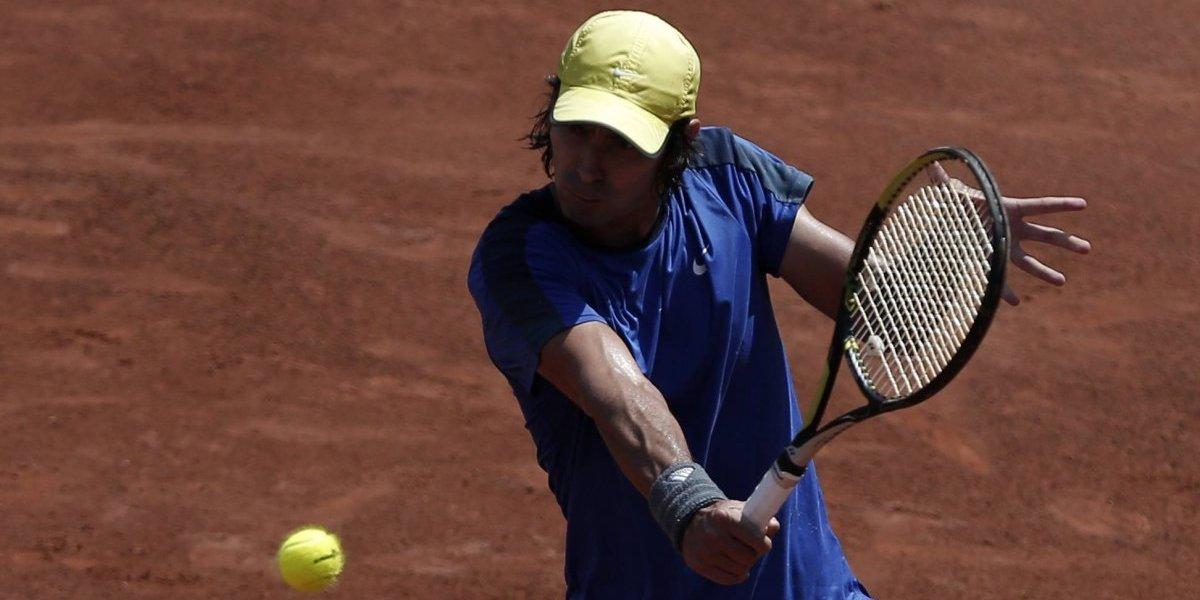 Julio Peralta sufrió sorpresiva eliminación en la primera ronda del ATP de Buenos Aires