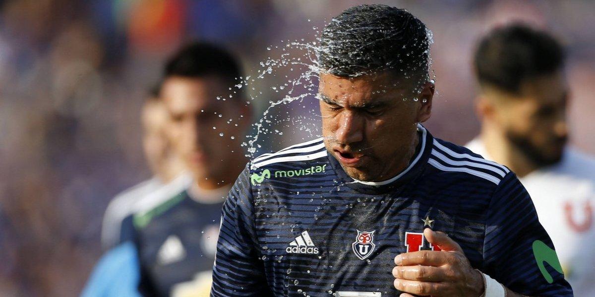 David Pizarro quiere cambiar la localía de la U para la Copa Libertadores