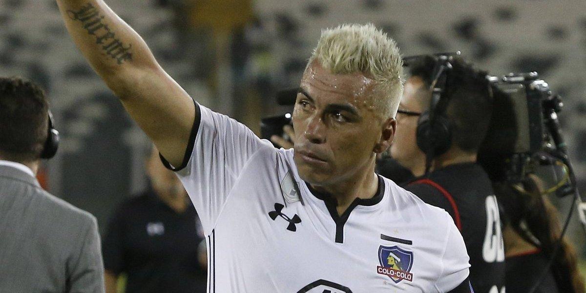 Era que no: Esteban Paredes fue elegido el crack de la segunda fecha