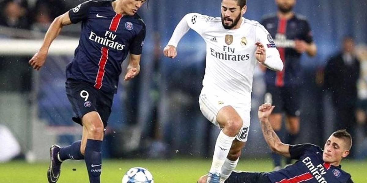 'Blooper'  que pasó  árbitro en partido de la Champions League