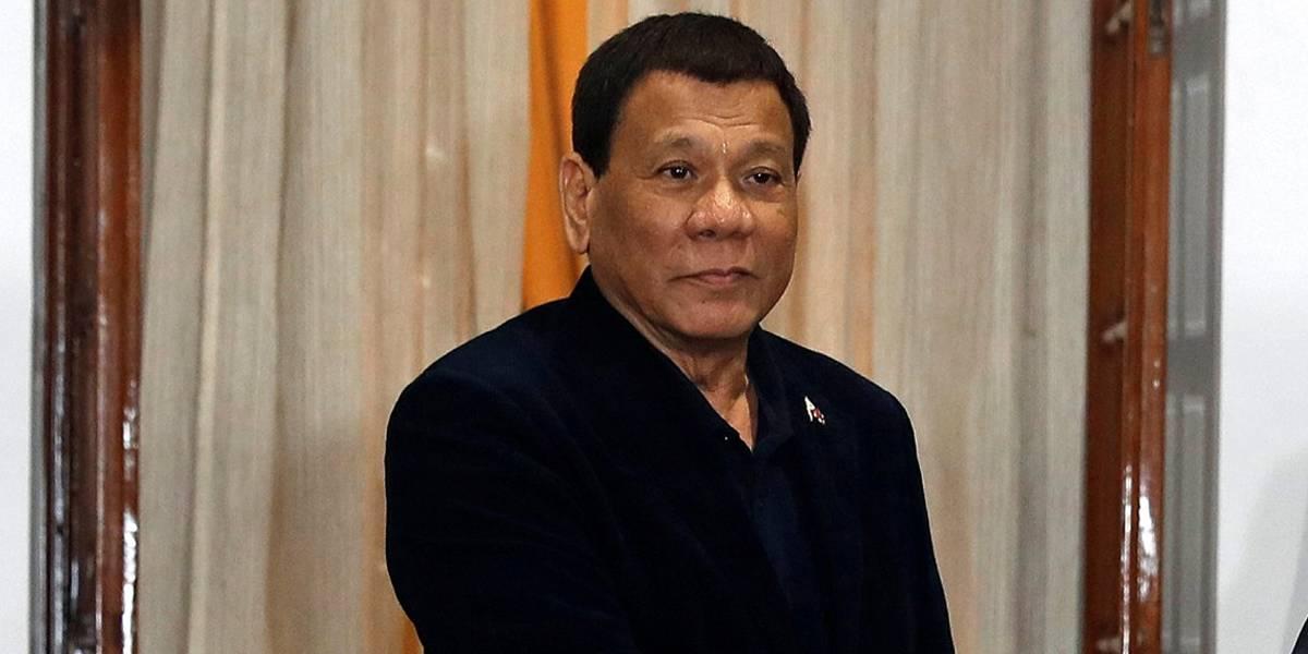 Presidente filipino ordena disparos 'na vagina' de ativistas