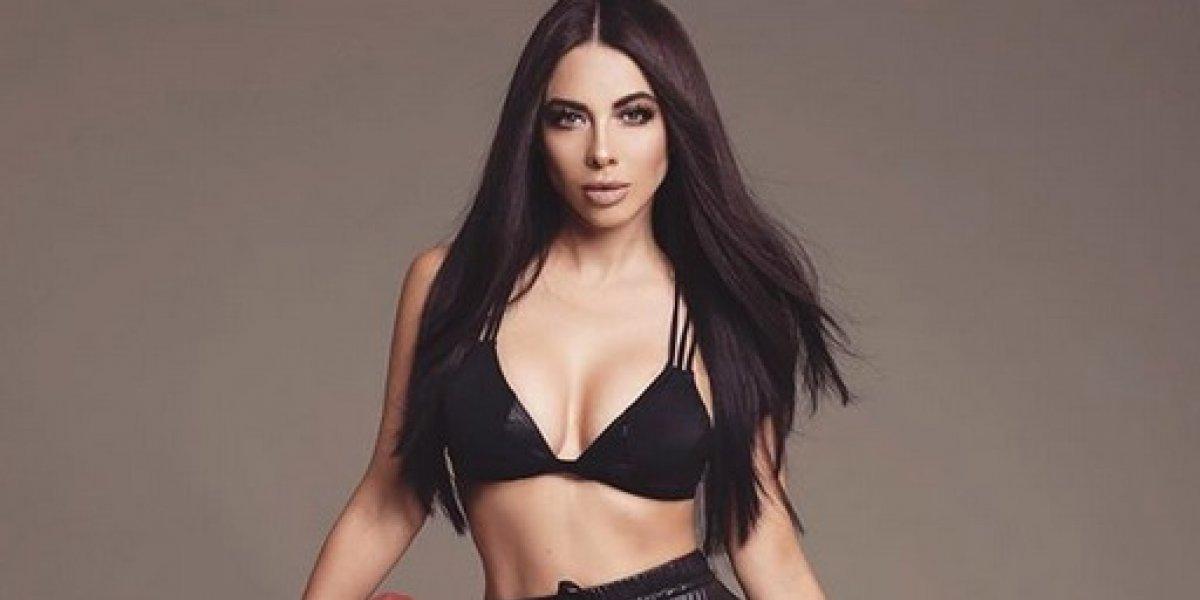El motivo por el que comparan a Jimena Sánchez con Kim Kardashian