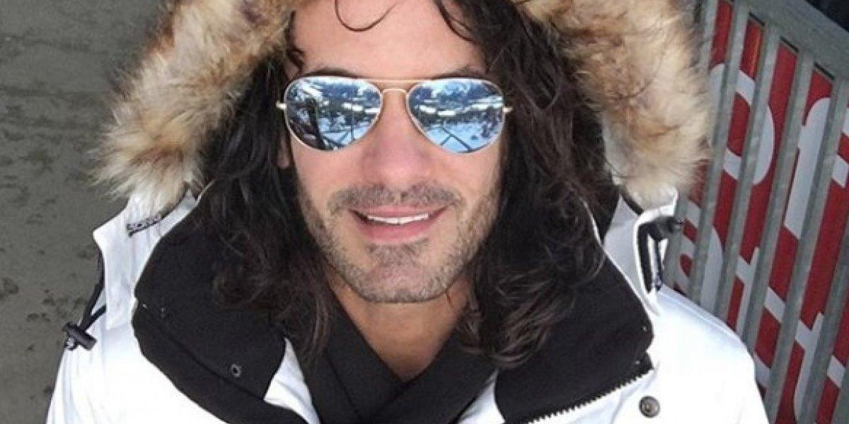 Mario Cimarro se desnuda a sus 46 años