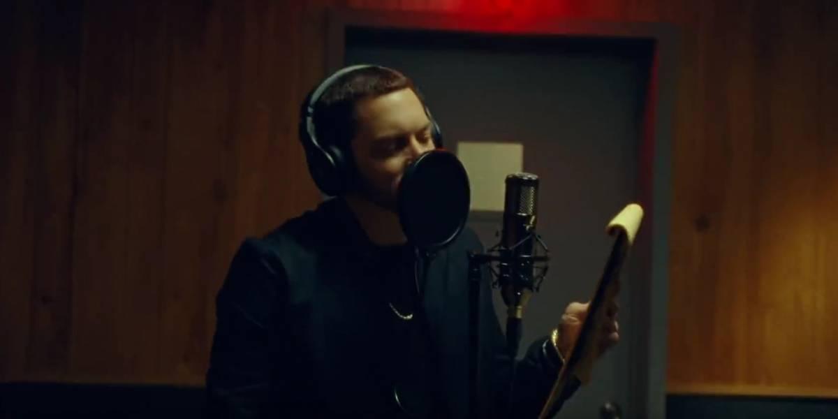 River: Eminem lança clipe da música feita em parceria com Ed Sheeran