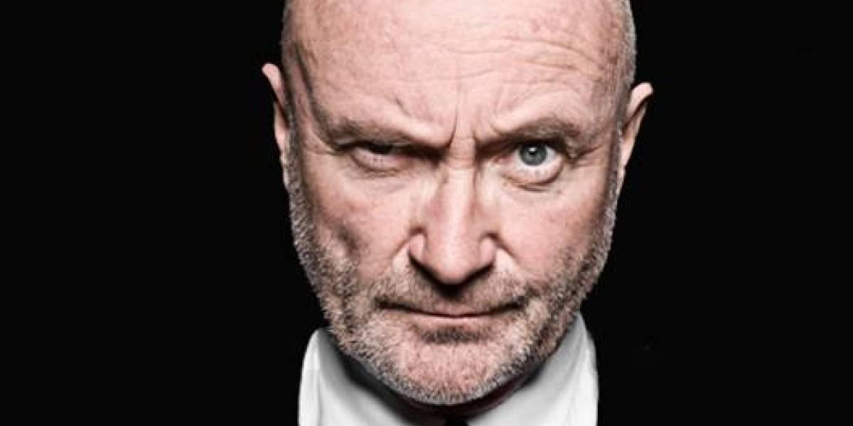 Vendido en su totalidad el concierto de Phil Collins