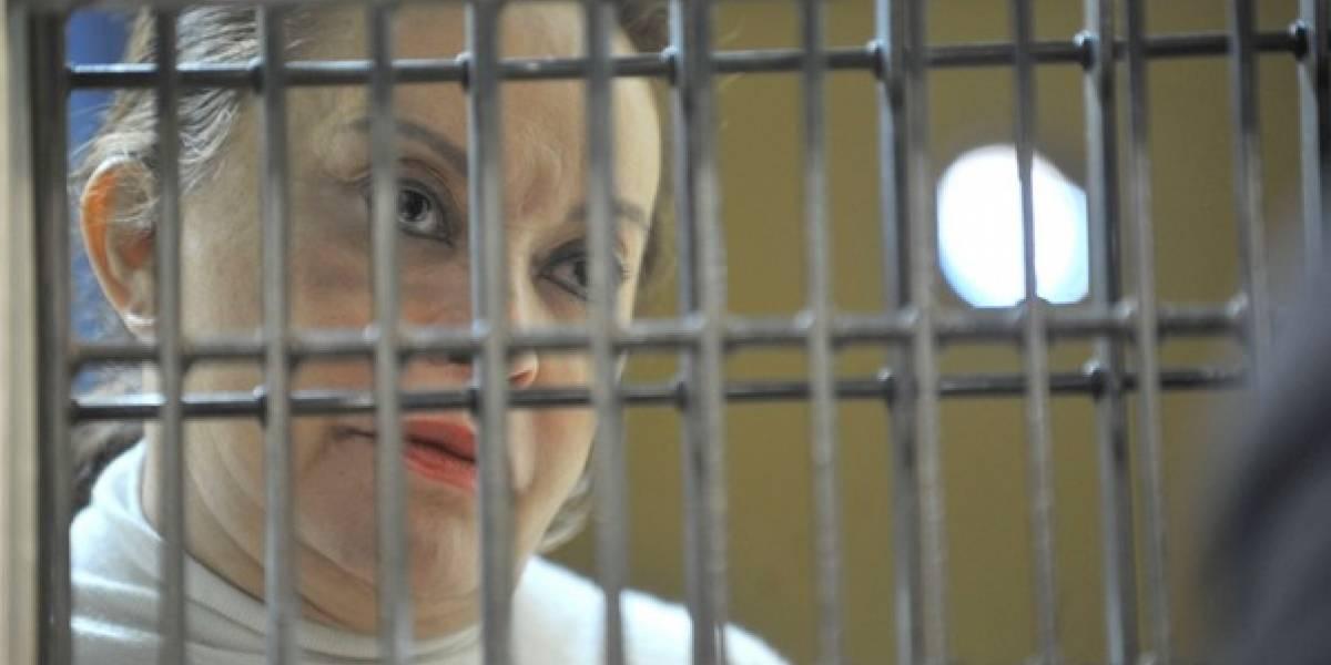 Juez restringe llamadas y visitas a Elba Esther Gordillo