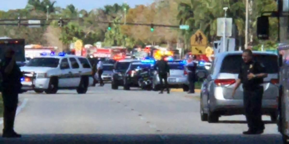 Tiroteio em escola na Flórida deixa ao menos 3 mortos e 20 feridos, diz TV