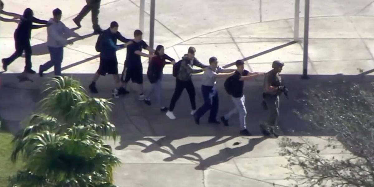 Identifican al autor de tiroteo en escuela de Florida