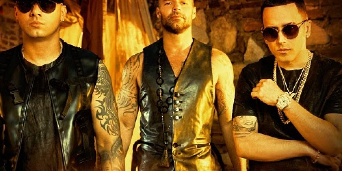 """Ricky Martin tiene """"Fiebre"""""""