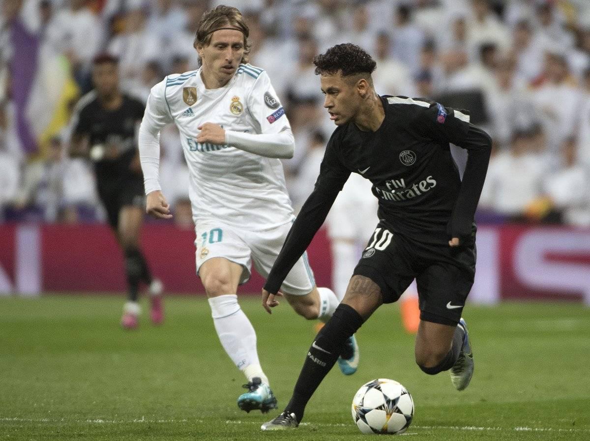 Neymar ha sido fuertemente criticado por no rendir como se esperaba ante el Madrid.